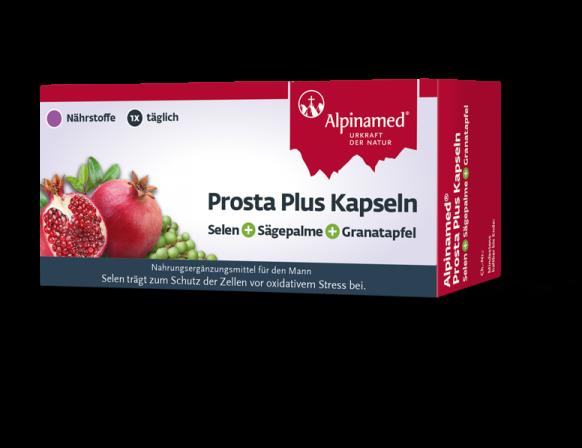 Alpinamed® Prosta Plus Kapseln