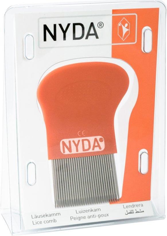 NYDA® Läuse- und Nissenkamm