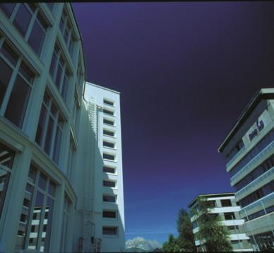 Gebro Gebäude