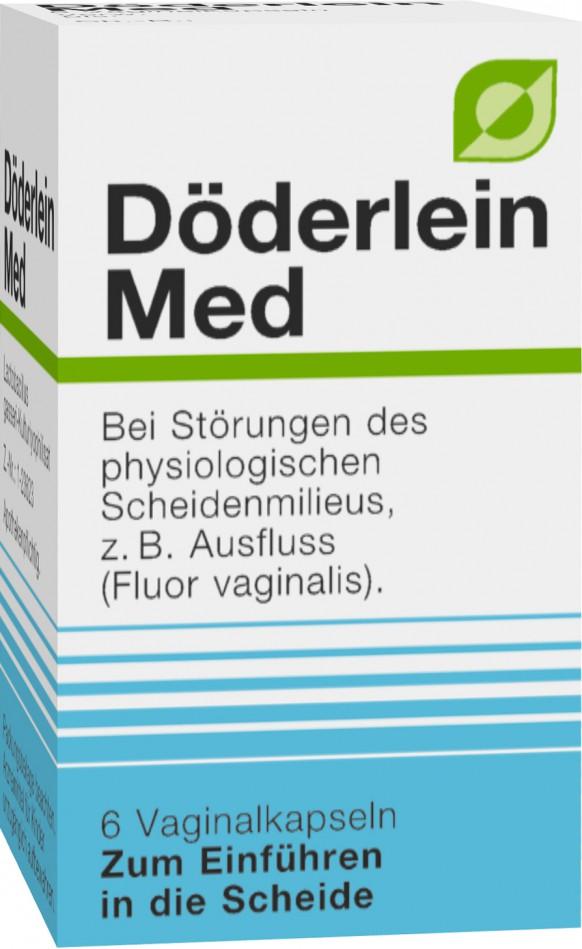 Döderlein Med-Vaginalkapseln