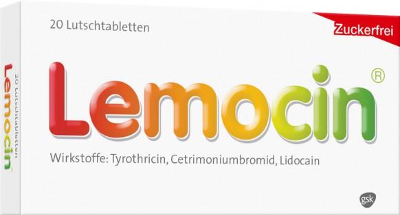 Lemocin Lutschtabletten