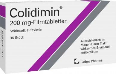 Colidimin® 200mg-Filmtabletten