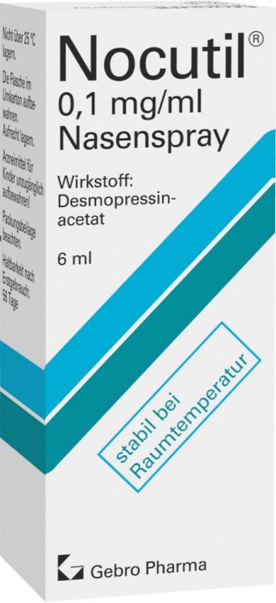 Nocutil® 0,1mg/ml-Nasenspray