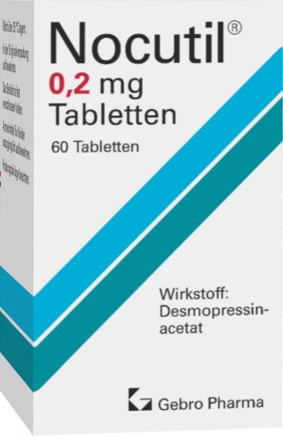 Nocutil® 0,2 mg-Tabletten