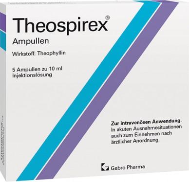 Theospirex®-Ampullen