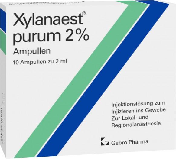 Xylanaest® purum 2% ampoules