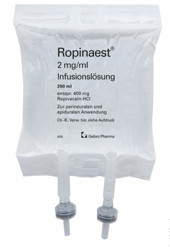 Ropinaest® 2 mg/ml-solution for infusion