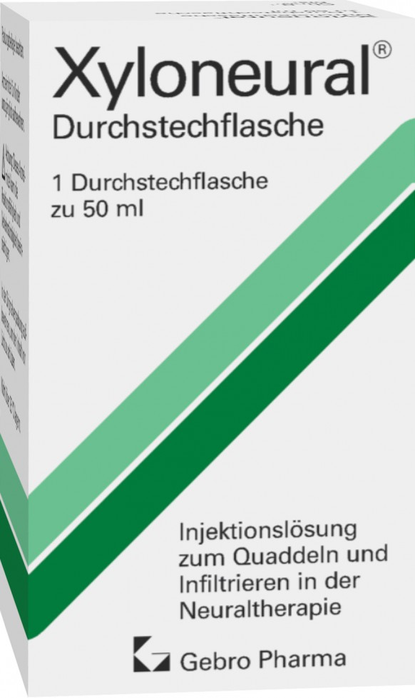 Xyloneural®-Durchstechflasche