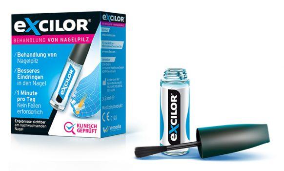 Excilor® Nagelpilz-Lösung
