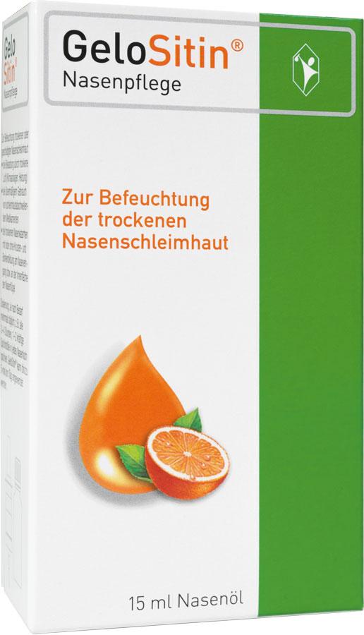 GeloSitin® Nasenpflege
