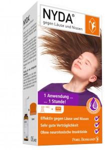 NYDA® gegen Läuse und Nissen