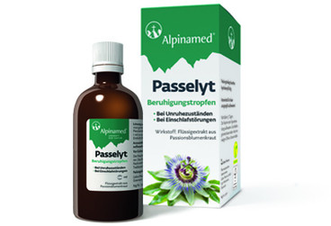 Alpinamed® Passelyt Beruhigungstropfen