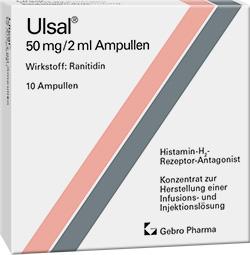 Ulsal®-Ampullen
