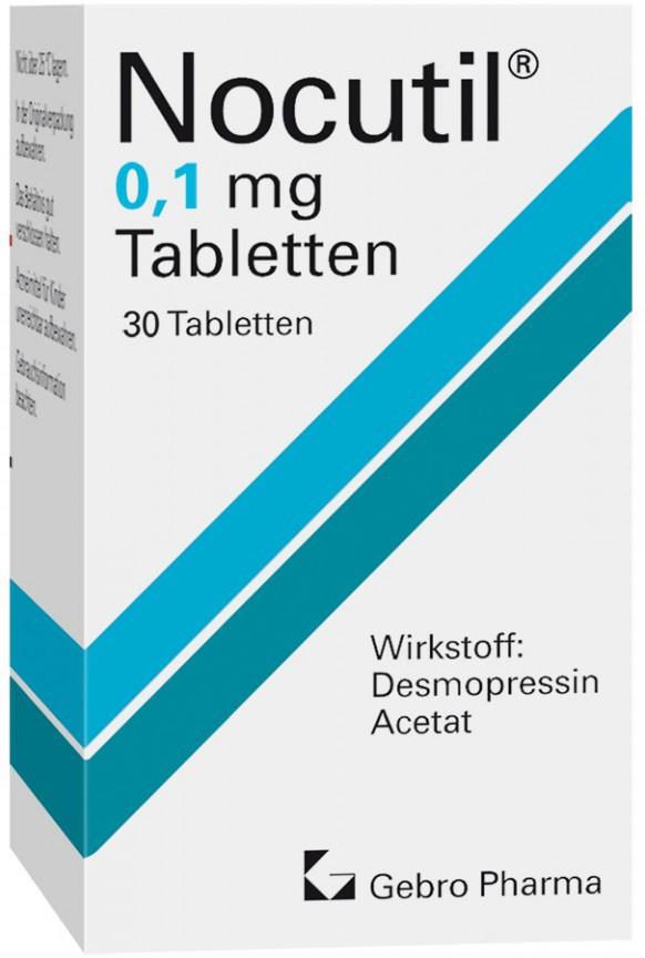 Nocutil® 0,1 mg-Tabletten