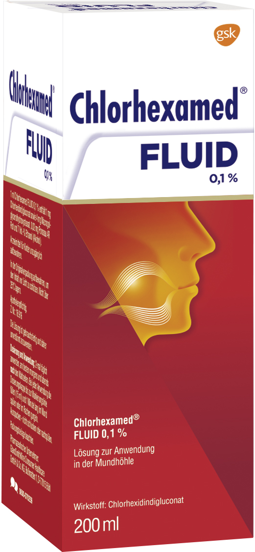 Chlorhexamed Fluid 0,1%
