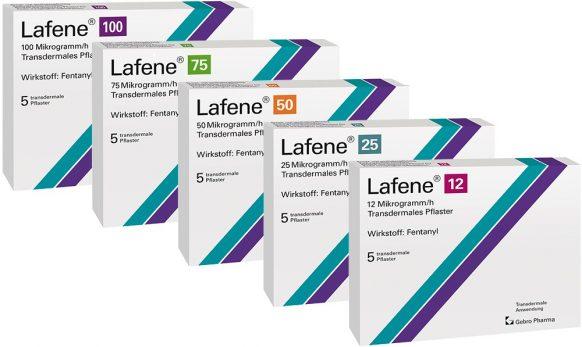 Lafene® transdermales Pflaster