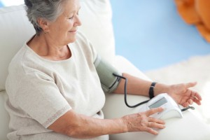 Cenipres Blutdruckmessen