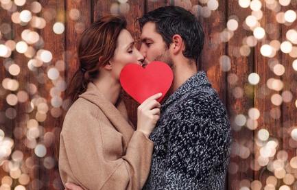 Am 14. Februar ist Valentinstag !
