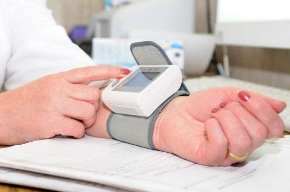 Richtig Blutdruck messen!