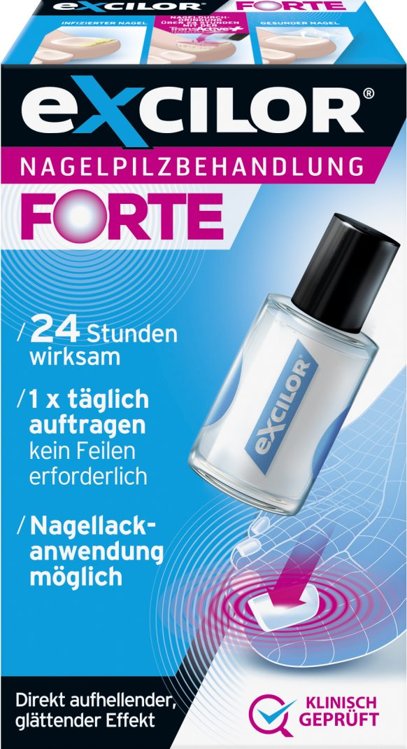 Excilor® fungal nail forte