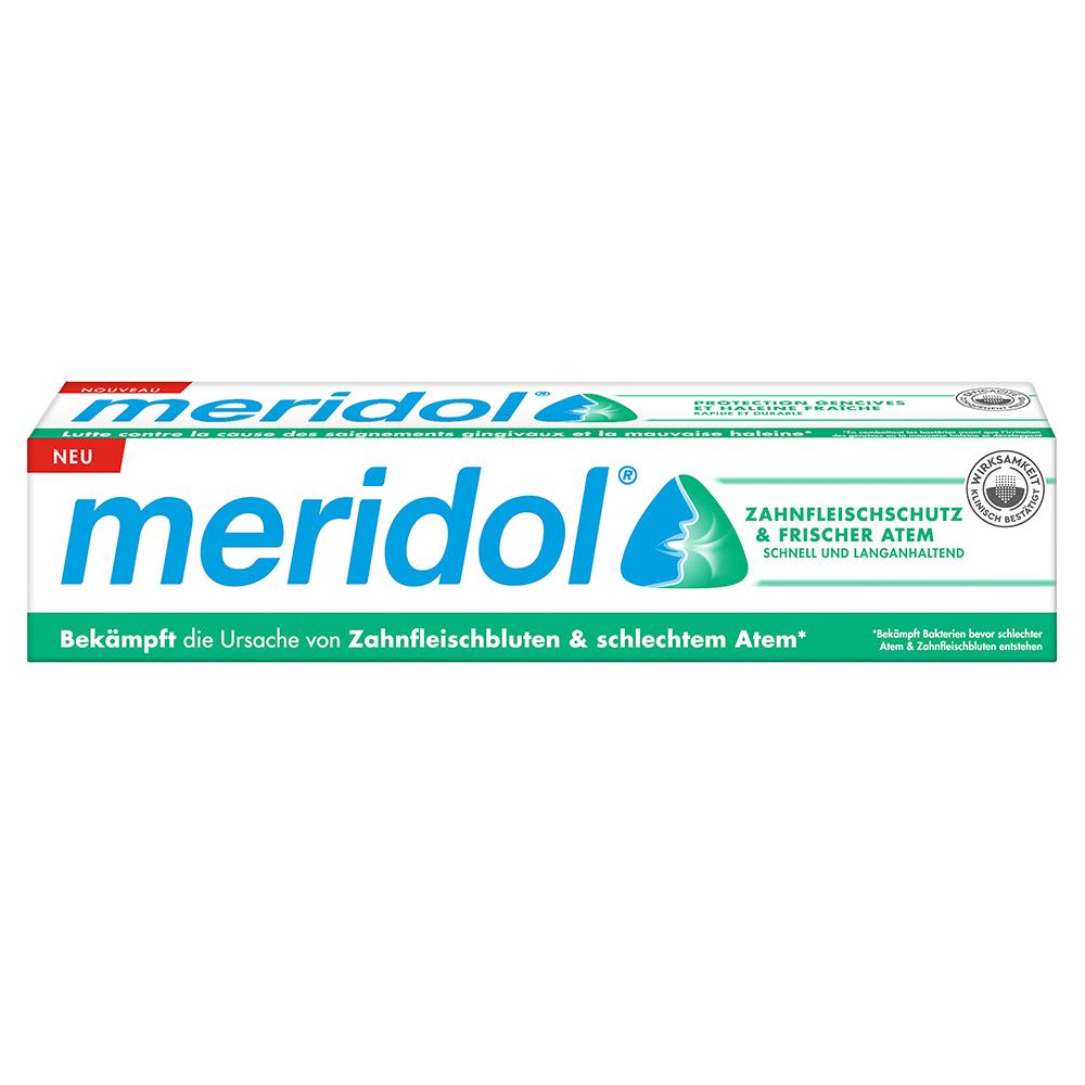 meridol® FRISCHER ATEM Zahnpasta 75 ml