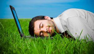 Enstpannt schlafen