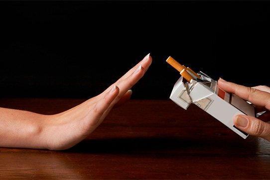Mit Nicotinell zum Nichtraucher!