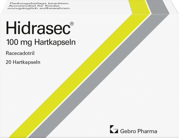 Hidrasec® 100 mg – Hartkapseln