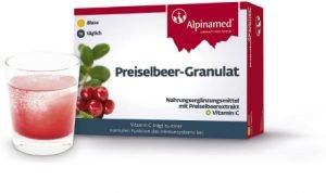 Preiselbeer Granulat