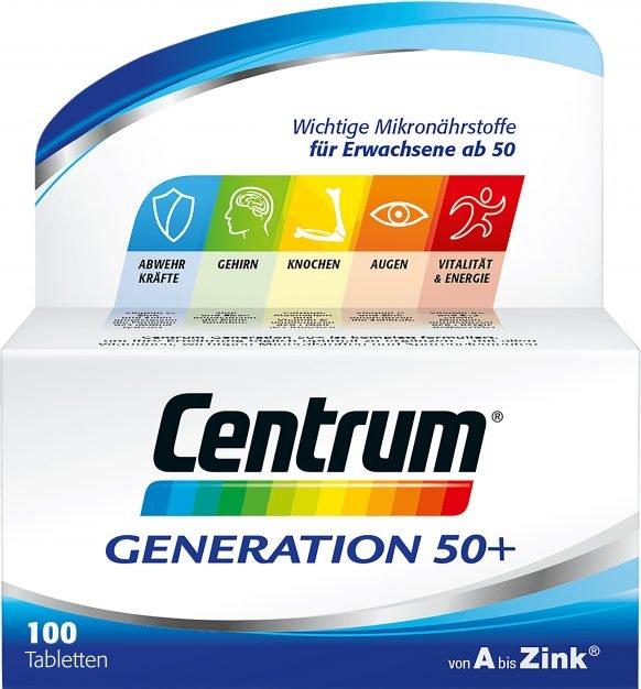 Centrum Generation 50+